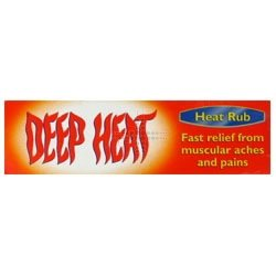 Deep Heat Cream X 100G