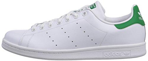 Bianco Stan White Sneakers Ftw running Adulto fairway running Unisex Adidas White – Originals Smith 5fcwxzq0