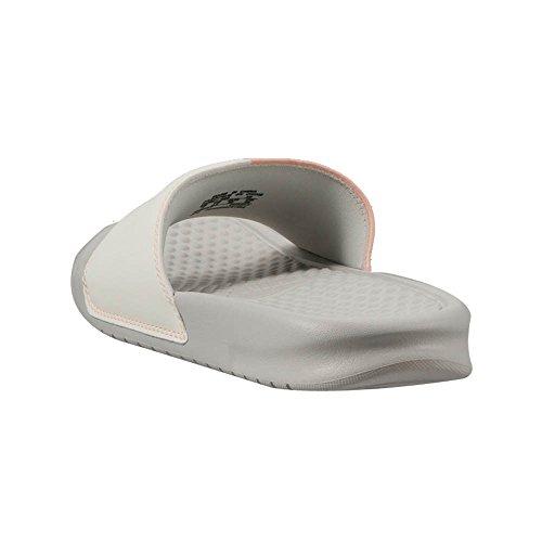 Grau Pantoffeln Crimson Light Benassi Tint Sail Bone Damen 005 Nike JDI P6IWRBq