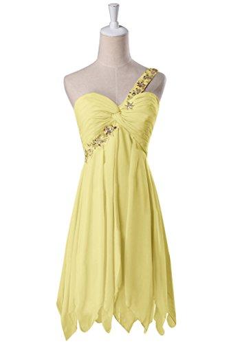 Sunvary - Vestido - para mujer Daffodil