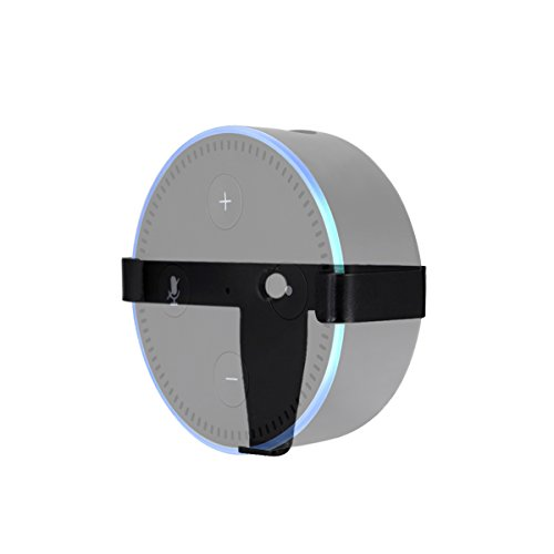 Price comparison product image Wall Mount for Amazon Echo Dot, LANMU Speaker Stand for Echo Dot, Wall Stand Holder for Amazon Echo Dot 2nd Generation