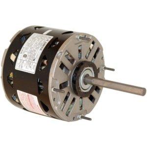 Motor, PSC, 1/3 HP, 1075, 208-230V, 48Y, OAO by Century