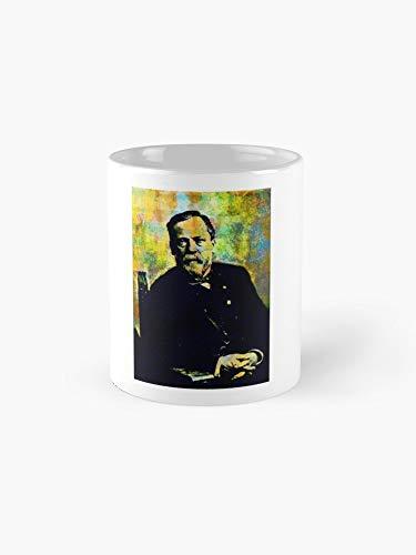 Louis Pasteur 11oz Mug - Best -
