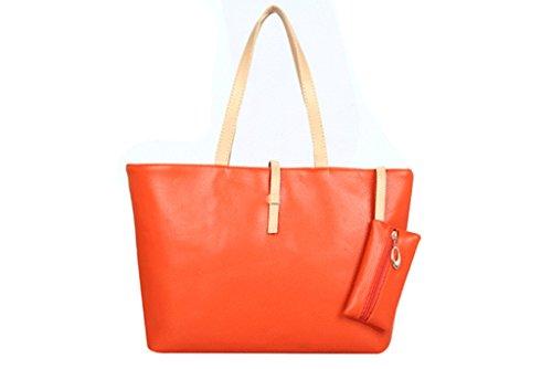 Le Grandi Donne Drasawee Tracolla Arancione A Borsa Per Dimensioni Colore Di txgCqtwO