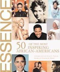 Books : Essence 50 of the Most Inspiring African-americans (2005-05-04)
