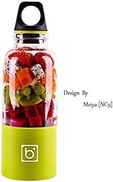 Compra AOLVO 500ml Juice Blender, Portable Travel Juicer Bottle ...