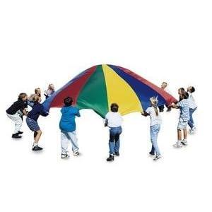 6' Rainbow Play Parachute