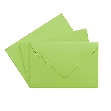 Paper24 Lot De 100 Enveloppes Pour Cartes Visite 90 X 60 Mm 120 G
