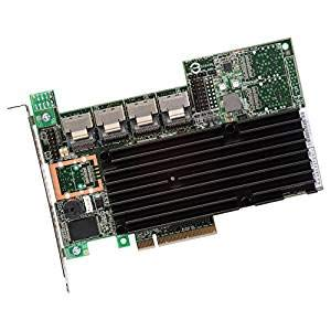 LSI Logic Megaraid SAS 9260-16I Single, 16-Port Int, 6GB/S Sata+SAS, Pcie 2.0, 512MB; in T