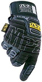 Mechanix Wear MP2-05-011 M-Pact 2 Covert Heavy-Duty Impact Resistant Glove, X-Large, Black