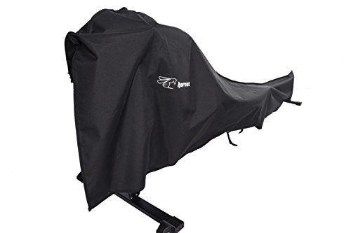 Hornet Watersports Protective Cover for The Concept 2 Rowing Machine- Free Bonus: Rowing Cushion