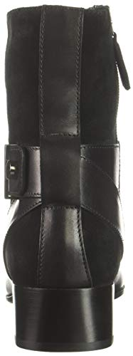 Lilly Aquatalia Women''s Ankle Suede Black Calf Boot q5Bar5w