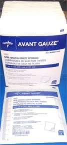 NON21444 - Avant Gauze Non-Woven Sterile Sponges