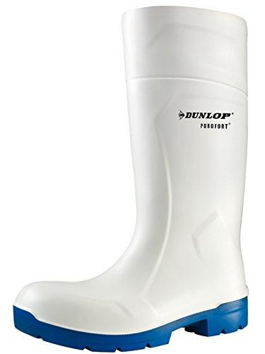 Dunlop Pricemastor Gummistiefel Arbeitsstiefel Boots Stiefel Weiß Gr.45 Baugewerbe Business & Industrie