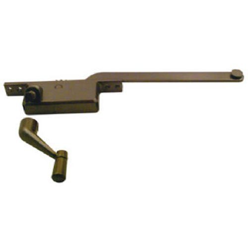 Prime-Line Products 17390-RB-8 Casement Operator 8-Inch Square Type, Left Hand, Bronze by Prime-Line Products