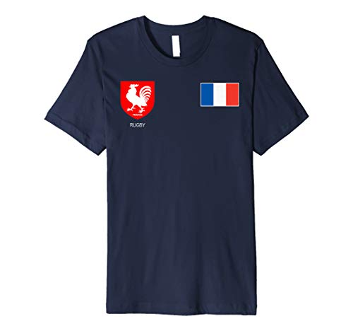 France French Rugby Jersey Shirt ()