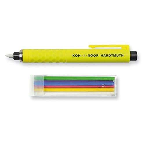 Koh-I-Noor S128PN8004BL Craie de tailleur avec support