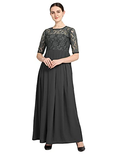 Fashion2wear Women's A-Line Maxi Dress