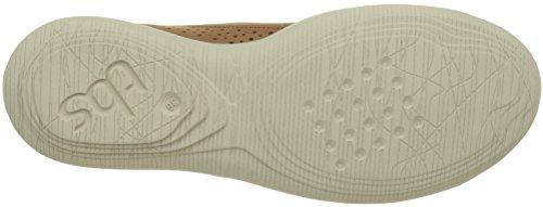 Derby de C7 TBS Vespper Cordones Zapatos marrón Mujer cognac Technisynthese para IwqZCqY