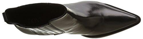 Donna Piu 7705 Enea - Botas Mujer Negro - Noir (Abrasivato Nero)