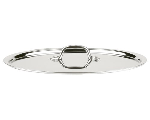 All-Clad Stainless Steel Cookware Lid, 8 Inch