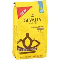 Gevalia Kaffe Coffee Traditional Roast Whole Bean, 12 oz. (Pack of 2)
