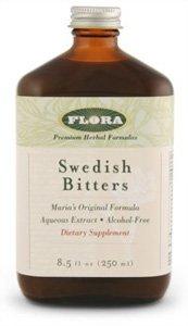Flora suédois Bitters non-alcool, 3,40 onces