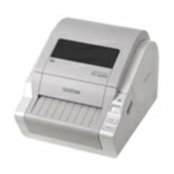 Brother TD-4000 td4000zu1 - Impresora térmica de códigos de ...