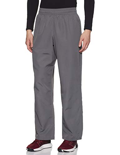 Under Armour Men's Vital Warm-Up Pants, Graphite /Black, XXX-Large