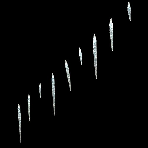 Home Accent Led Icicle Lights in Florida - 4