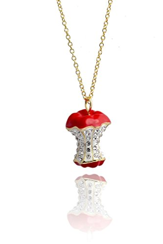 Girl Nation Dazzle Girl Collection Crystal Adorned Sweet Apple 16