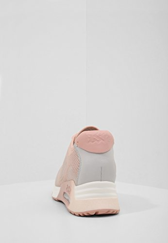 ASH Lucky Damen Knit-Sneaker in Pastell-Tönen nude/pearl