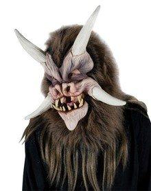 [Zagone Demonic Mask, Devil, Horned Demon, Animal Monster] (Demonic Masks)