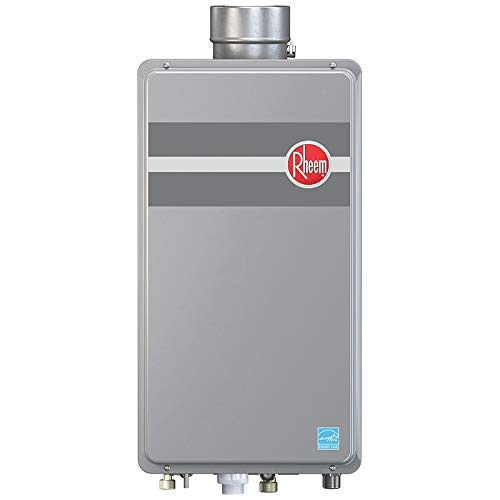 (Rheem RTG-95DVLP-1 Direct Vent Low Nox Liquid Propane Tankless Water Heater for 2-3 Bathroom Homes)