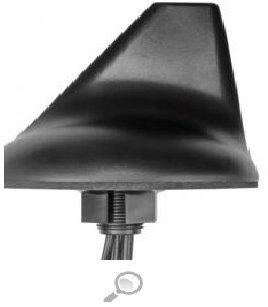 LTE multiband WiFi active GPS sharkfin antenna