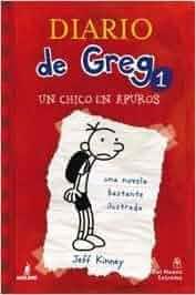 DIARIO DE GREG 1 Un Chico en Apuros: Amazon.es: Kinney