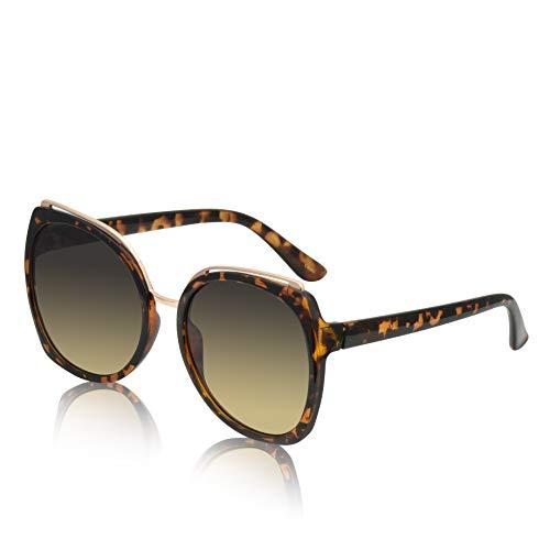 Oversized Sunglasses For Women/Men Square Butterfly Sun Glasses UV400 Protection (Z - Oversized Sunglasses Mens