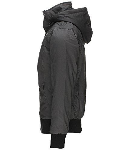 Humör - Veste d'hiver 'Thor' - 8415907 - Taille Small - Couleur Gris foncé