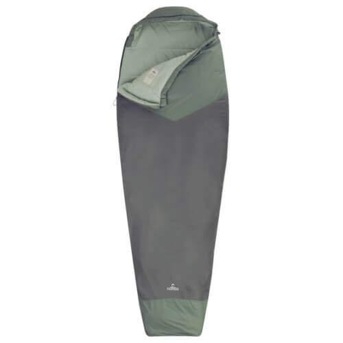 NOMAD Cape Lite 2 Sleeping Bag Seaweed//Oil Ausf/ührung Right Zipper 2018 Schlafsack