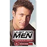 Just for Men Shampoo-In Hair Color Medium Brown(2 Pack)