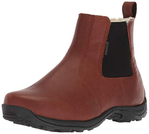 Baffin Womens Women's Telluride Chelsea Boot, Barley, 10 Medium US ()