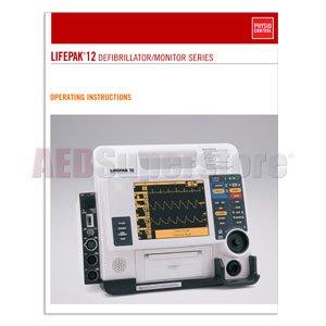 LIFEPAK 12 Instructions, Operating - 26500-000942