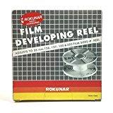 Rokunar Film Developing Reel Adjusts to 35mm,126,127,120 & 220 film sizes by Rokunar