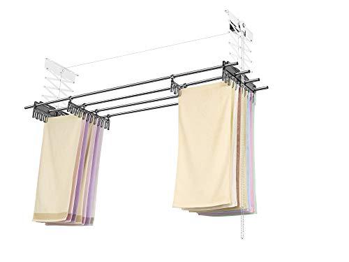 ceiling dryer rack - 8