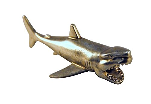 Poker Figurine - Shark Poker Figurine