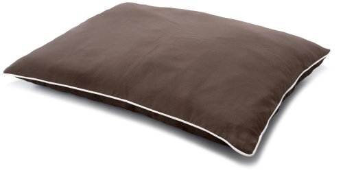 Dog Gone Smart Knife Edge Dog Bed, Large, Brown, My Pet Supplies