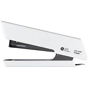 Amazon Com Craft Design Technology Stapler White Made In Japan