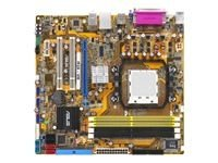 ASUS M2A-VM AM2 AMD 690G DDR2-1066 AMD X1250 IGP ATX (Asus Green Am2 Motherboard)