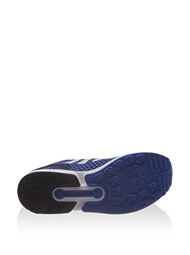 adidas ZX Flux Techfit - Zapatillas para hombre Azul / Blanco / Negro