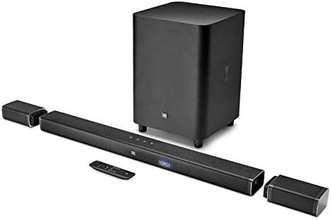 JBL 5 1 Channel Soundbar Wireless Surround product image
